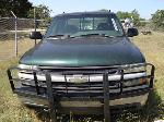 Lot: 15.LEDBETTER - 2002 Chevy 1500 4x4 Pickup