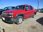 Lot: 1112-02 - 2003 CHEVROLET AVALANCHE PICKUP