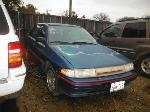 Lot: 05-639474C - 1995 MERCURY TRACER