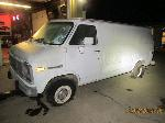 Lot: 02 - 1992 GMC VAN