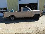 Lot: 12 - 1986 FORD RANGER PICKUP - KEY / RUNS
