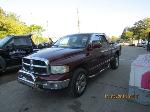 Lot: 20  - 2002 DODGE RAM 1500 PICKUP - KEY / STARTS