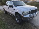 Lot: 27 - 2000 FORD F250 PICKUP - KEY / RUNS