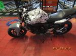 Lot: 28 - 2008 YAMAHA FZ-6 MOTORCYCLE - KEY / RUNS