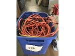 Lot: 326 - (3) Extension Cords heavy duty
