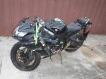 Lot: 01-625767C - 2009 SUZUKI GSX-R600 MOTORCYCLE