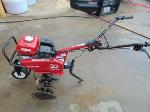 Lot: B1 - HONDA FC60 TILLER - STARTED