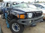 Lot: B8090164 - 2007 HUMMER H3 SUV *KEY