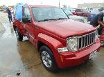 Lot: B8100725 - 2008 JEEP LIBERTY SPORT SUV *KEY / STARTED