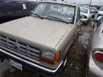 Lot: 22-122678 - 1989 FORD RANGER PICKUP - KEY