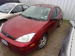 Lot: 25-122677 - 2000 FORD FOCUS