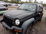 Lot: 35-122447 - 2003 JEEP LIBERTY SUV