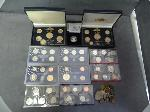 Lot: 6432 - MINT, PROOF, COIN SETS & KENNEDY HALVES