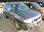 Lot: 1813437 - 2003 FORD ESCAPE SUV - *KEY / STARTED
