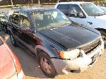 Lot: 1825257 - 2001 FORD ESCAPE SUV - NON-REPAIRABLE