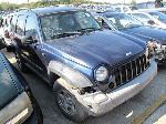 Lot: 1825683 - 2006 JEEP LIBERTY/CHEROKEE SUV - NON-REPAIRABLE