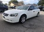 Lot: 12 - 2005 Nissan Altima<BR><span style=color:red>11/20/18 Description Updated</span>