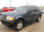 Lot: B808114 - 2005 Ford Explorer SUV - KEY / STARTED