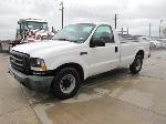 Lot: B809003 - 2003 Ford F250 Pickup - KEY / STARTED
