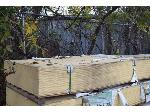 Lot: 899 - (40 approx Piece) Pallet Of Cempanel Cedarmill Siding