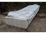 Lot: 903 - (240 approx Piece) Pallet Of Cemplank Cedar Siding