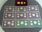 Lot: 6453 - MINT PROOF SETS & WASHINGTON 250 YR COMM. COINS
