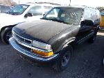 Lot: 214-122669 - 2001 CHEVROLET BLAZER SUV - KEY