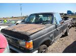 Lot: 54570.FHPD - 1988 FORD F150 PICKUP