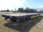 Lot: 1-P4 - 1984 VULCAN STEP DECK TRAILER