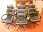 Lot: 7-TO - (8) OFFICE CHAIRS