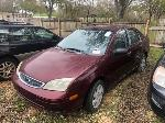 Lot: 05 - 2007 FORD FOCUS