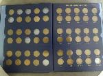 Lot: 468 - BLUE BOOK INDIAN CENTS