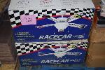 Lot: 922 - (2) Racecar Ceiling fans
