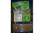 Lot: 943 - Pallet of  Seed Starter Kits & File Cabinet