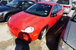 Lot: 04-139143 - 2002 Dodge Neon