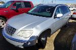 Lot: 12-139266 - 2007 Chrysler Pacifica SUV