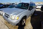 Lot: 28-139646 - 2001 Ford Explorer Sport SUV