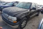Lot: 58-137942 - 1999 Chevrolet Silverado 1500 Pickup