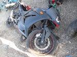 Lot: 208 - 2012 KAWASAKI MOTORCYCLE