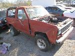 Lot: 211 - 1987 FORD BRONCO SUV