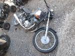 Lot: 220 - 1992 HONDA CB250 MOTORCYCLE