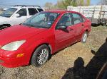 Lot: 31-103341 - 2000 FORD FOCUS