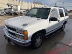 Lot: 15 - 1999 Chevy Tahoe SUV