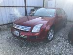 Lot: 449 - 2008 FORD FUSION