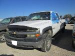 Lot: 1210-05 - 2002 CHEVROLET SILVERADO PICKUP