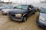 Lot: 02-57809 - 1999 GMC SIERRA 2500 PICKUP