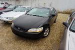 Lot: 04-58191 - 2000 HONDA ACCORD - KEY / RUN AND DRIVES