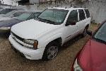 Lot: 08-57918 - 2004 CHEVROLET TRAILBLAZER SUV - KEY