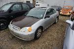 Lot: 19-58035 - 2003 HONDA CIVIC