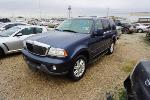 Lot: 21-57588 - 2003 LINCOLN AVIATOR SUV - KEY / RUN AND DRIVES